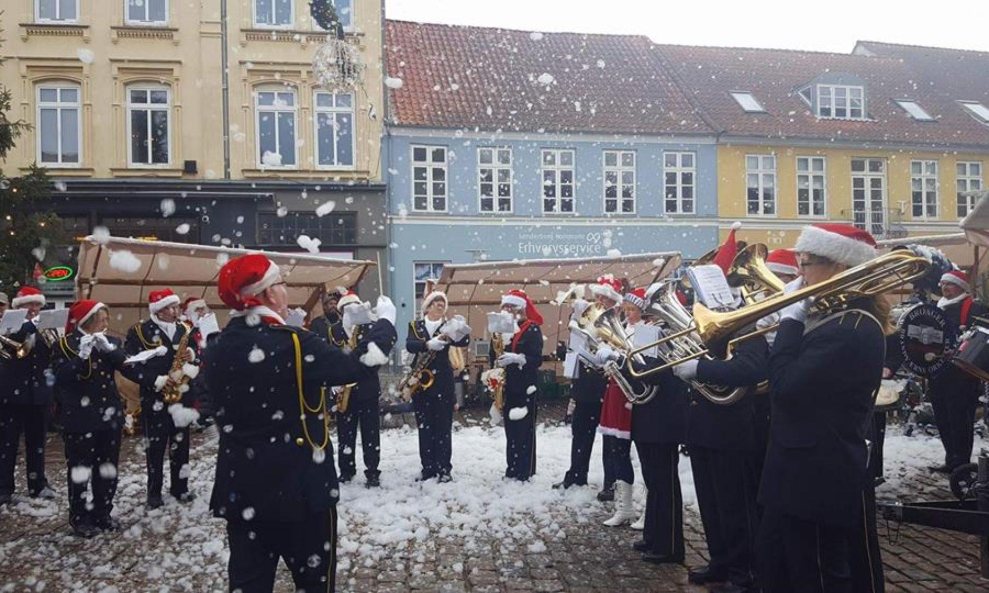 Broager Frivillige Brandværns Orkestre